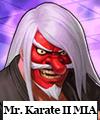 avatar mr karate ii mia